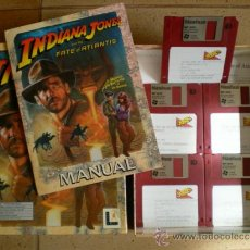 Videojuegos y Consolas - Juego INDIANA JONES an the FATE of ATLANTIS - 45170670