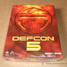 Videojuegos y Consolas: DEFCON 5 , JUEGO A ESTRENAR PARA PC. Lote 36936949