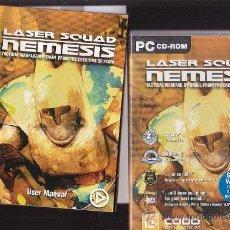 Videojuegos y Consolas - LASER SQUAD NEMESIS , EDICION EN INGLES , JUEGO PARA PC - 37343791
