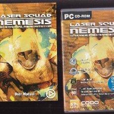 Videojuegos y Consolas - LASER SQUAD NEMESIS , EDICION EN INGLES , JUEGO PARA PC - 37345111
