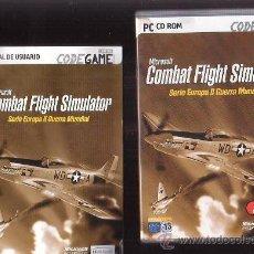 Videojuegos y Consolas: COMBAT FLIGHT SIMULATOR , JUEGO PARA PC. Lote 37345146