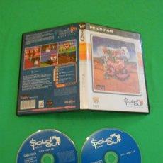 Videojuegos y Consolas: WORMS 2 - PC - SOLD OUT SOFTWARE - VIRGIN - 2 CD. Lote 37347220