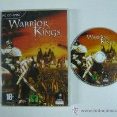 Videojuegos y Consolas: WARRIOR KINGS / ESTRATEGIA / CLÁSICO / PC. Lote 37442571