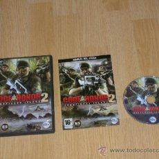 Videojuegos y Consolas: CODE OF HONOR 2 COMPLETO PC PAL ESPAÑA CASTELLANO. Lote 37506596