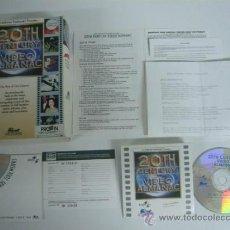 Videojuegos y Consolas: 20TH CENTURY VIDEO ALMANAC - APLICACION - PROGRAMA - PC. Lote 37543626