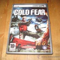 Videojuegos y Consolas: JUEGO PC COLD FEAR ACCIÓN AVENTURA CODEGAME UBISOFT 2005 DRACO COLLECTORS. Lote 155937114