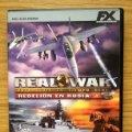 Videojuegos y Consolas: REAL WAR REBELIÓN EN RUSIA Juego de PC de FX Colección EL MUNDO. Lote 47114069