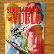 Videojuegos y Consolas: GUÍA SIMULADORES DE VUELO PC IF-22 Y AIR WARRIOR 3. Lote 37969075