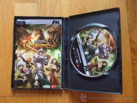 Videojuegos y Consolas: JUEGO DRAKENSANG The dark eye, PC - Foto 3 - 38053731