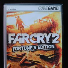 Videojuegos y Consolas: FARCRY 2 (FORTUNE'S EDITION) (PC) CODEGAME. Lote 38191962
