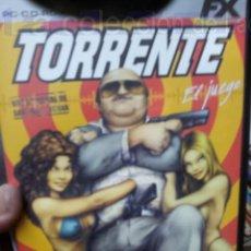 Videojuegos y Consolas: JUEGO PC TORRENTE EL JUEGO PARA PC. Lote 38517799