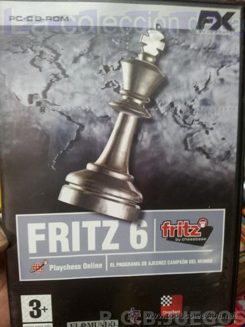JUEGO PC FRITZ 6 (Juguetes - Videojuegos y Consolas - PC)