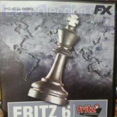 Videogiochi e Consoli: JUEGO PC FRITZ 6. Lote 38517805