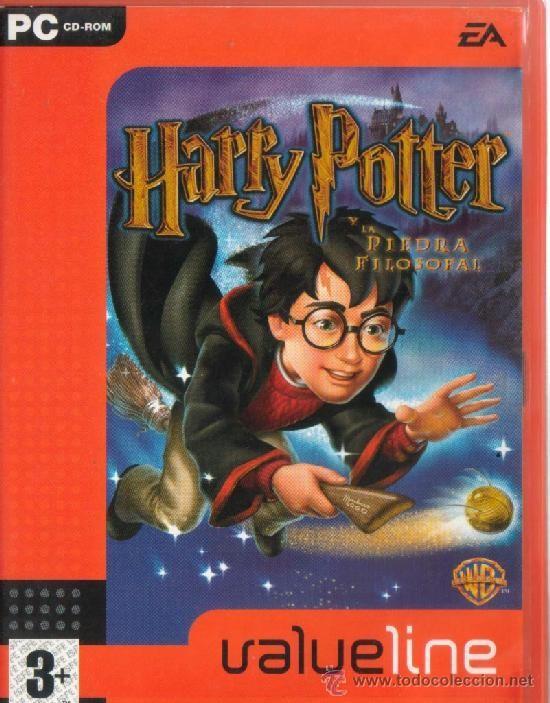 Harry Potter Y La Piedra Filosofal Juego Pc Ea Comprar Videojuegos