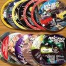 Videojuegos y Consolas: CDS REVISTA MICROMANÍA. Lote 38578240