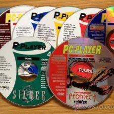Videojuegos y Consolas: CDS REVISTA PC PLAYER. Lote 104006520