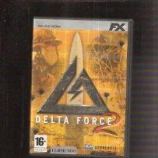 Videojuegos y Consolas: DELTA FORCE 2. Lote 38960330