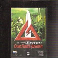 Videojuegos y Consolas: DELTA FORCE TASK FORCE. Lote 38960468
