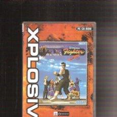 Videojuegos y Consolas: VIRTUA FIGHTER SEGA. Lote 39055744