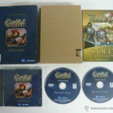 Videojuegos y Consolas: THE GUILD UNIVERSE - JUEGO PC . Lote 39476479