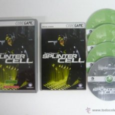 Videojuegos y Consolas - Splinter Cell - Juego PC - 39476496