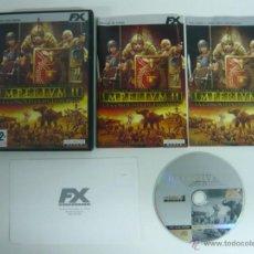 Videojuegos y Consolas: IMPERIUM II - JUEGO PC. Lote 39517376