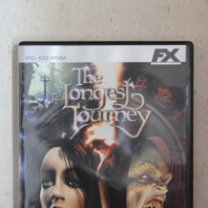 Videojuegos y Consolas - The Longest Journey - PC - 39481720