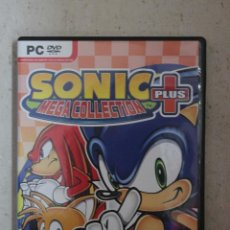 Videojuegos y Consolas: SONIC MEGA COLLECTION PLUS PC. Lote 39481740
