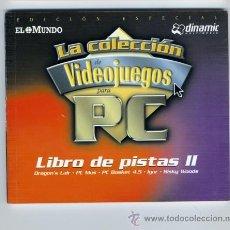 Videojuegos y Consolas: LIBRO DE PISTAS 2 - JUEGOS PC - EL MUNDO. Lote 39721810