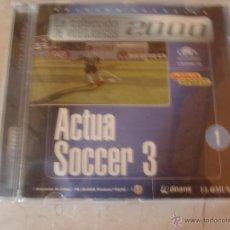 Videojuegos y Consolas: JUEGO PC ACTUA SOCCER 3. Lote 39790229