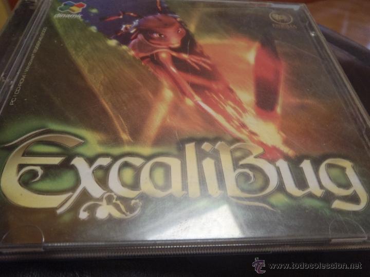 JUEGO PC EXCALIBUG 2 CD (Juguetes - Videojuegos y Consolas - PC)