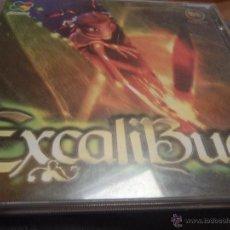 Videojuegos y Consolas: JUEGO PC EXCALIBUG 2 CD. Lote 39790663