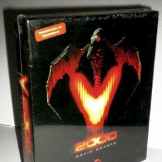 Videojuegos y Consolas: V2000 (VIRUS 2000) [FRONTIER SOFTWARE] 1998 [PC CDROM] GROLIER INT. [NUEVO] [PRECINTADO]. Lote 40061308