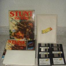 Videojuegos y Consolas: STUNT ISLAND 3 1/2 - PC. Lote 40371031
