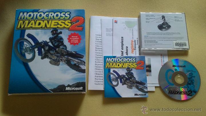 JUEGO DE PC, ORDENADOR MOTOCROSS MADNESS 2 (Juguetes - Videojuegos y Consolas - PC)
