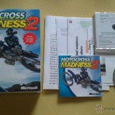 Videojuegos y Consolas: JUEGO DE PC, ORDENADOR MOTOCROSS MADNESS 2. Lote 40651445