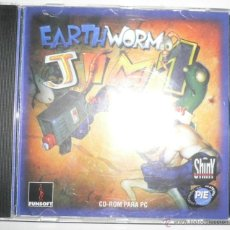 Videojogos e Consolas: CD-ROM PARA PC. EARTH WORM JIM1. Lote 40709979