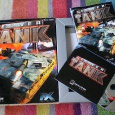 Videojuegos y Consolas: 3D POWER TANK FX INTERACTIVE JUEGO PC. Lote 40757363