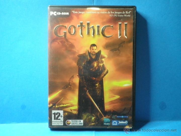 JUEGO PC GOTHIC II (Juguetes - Videojuegos y Consolas - PC)
