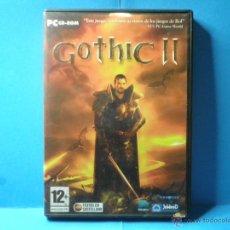 Videojuegos y Consolas: JUEGO PC GOTHIC II. Lote 40791708