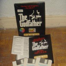 Videojuegos y Consolas: THE GODFATHER - PC 3 1/2. Lote 40793846