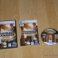 Videojuegos y Consolas: FOOTBALL MANAGER 2000 COMPLETO PC PAL ESPAÑA. Lote 40972992