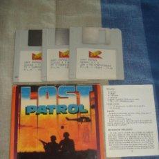Videojuegos y Consolas: LOST PATROL - PC 3 1/2. Lote 40992690