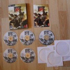 Videojuegos y Consolas: SHADOW OPS RED MERCURY JUEGO PC EDICION ESPAÑOLA CAJA CARTON BIG BOX. Lote 166116368