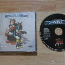 Videojuegos y Consolas: FIRO & KLAWD JUEGO PC EDICION ESPAÑOLA 1996. Lote 41263252