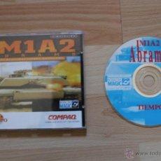 Videojuegos y Consolas: IM1A2 ABRAMS JUEGO PC EDICIÓN ESPAÑOLA. Lote 41263913