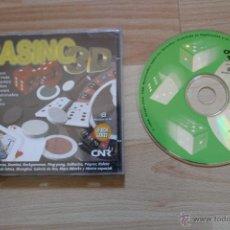 Videojuegos y Consolas: CASINO 3D JUEGO PC EDICIÓN ESPAÑOLA. Lote 41264101