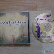 Videojuegos y Consolas: EVOLUTION EL JUEGO DE LA VIDA INTELIGENTE JUEGO PC EDICION ESPAÑOLA. Lote 64327057
