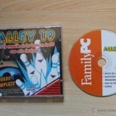 Videojuegos y Consolas: ALLEY 19 JUEGO PC EDICIÓN ESPAÑOLA. Lote 41302093