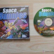 Videojuegos y Consolas: SPACE BUNNIES JUEGO PC EDICIÓN ESPAÑOLA. Lote 41302239